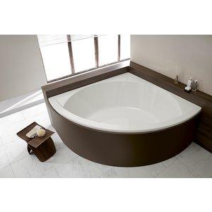 Hörnbadkar för inbyggnad - Prestige | Djup 44cm
