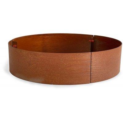 Cortenstål kruka rund - Ø80 cm