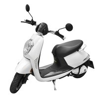 Elmoped 800 W - Vit