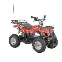 Mini-fyrhjuling Red-Spider - 800W