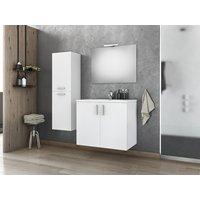 Möbelpaket Ionian 75 White
