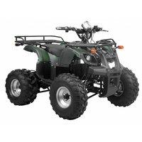 Elektrisk ATV - Rage - Grön Camouflage