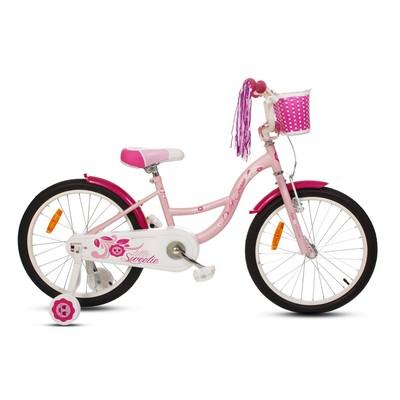 """Cykel D\\\'Goose 20\\\"""" - Sweetie - rosa"""