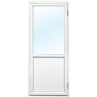 Fönsterdörr - 3-glas - Aluminium - U-värde: 1,1