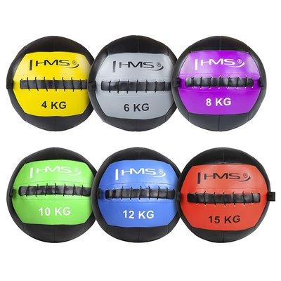 Medicinbollar i syntetläder 4-15 kg