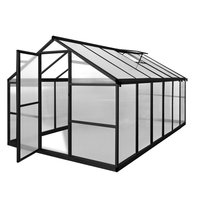 Växthus Mars - 9 m²