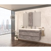 Möbelpaket Luxus 120 granit