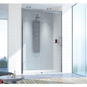 Duschdörr skjutdörr Altus - 8mm glas(många storlekar)
