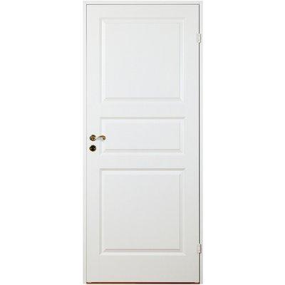 Innerdörr Fårö - 3-spegel - Formpressad dörr