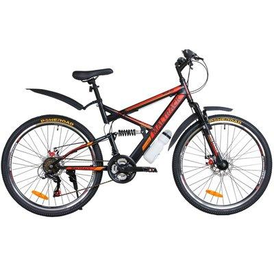 "Mountainbike Target 26\\\"" - Röd"