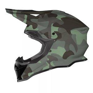 Crosshjälm - Camouflage