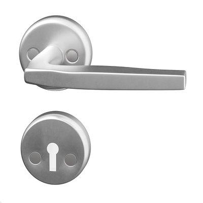 Dörrhandtag innerdörr - Aluminium Straight