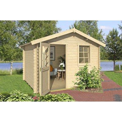 Friggebod Dan 250 - 7,5 m²