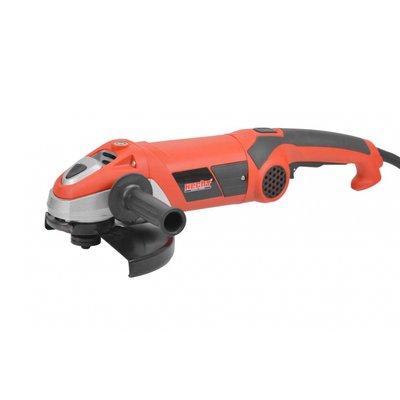 Vinkelslip med mjukstart & roterbart handtag - 230mm 2350W