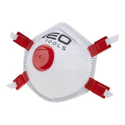 Andningsskydd FFP3 Filtermask med ventil