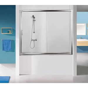 Duschdörr Badkar TX - 5mm glas