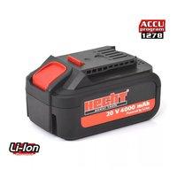 Batteri 20 V, 4 Ah - Accu Program 1278