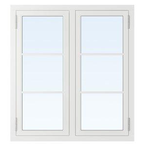 Kulturfönster 2:luft - Trä - Målat