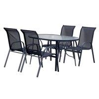 Matgrupp Åsa - 4 stolar