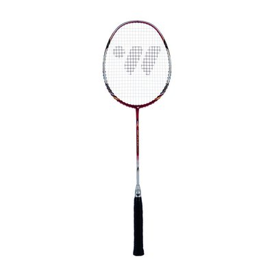 Badmintonracket (röd & silver) AIR FLEX 925
