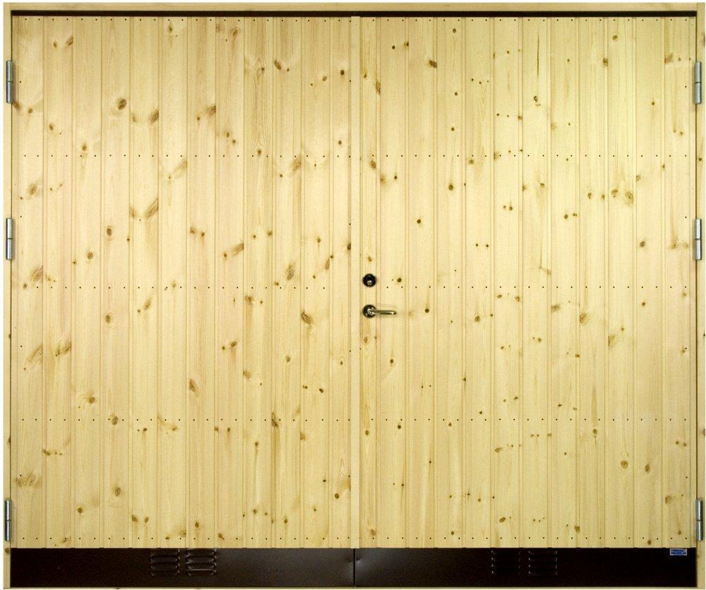 Garageport 10 °C - Tät (utan glas) - 6295 kr - Hemfint.se