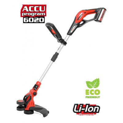 Batteridriven grästrimmer - Accu Program 6020