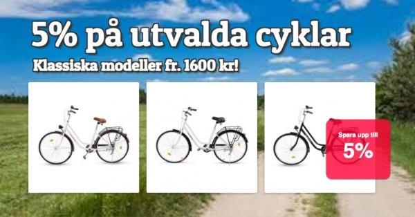 Klassiska modeller fr. 1600 kr!