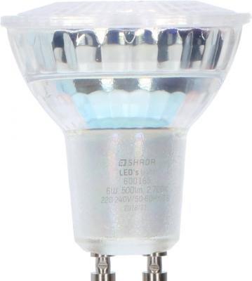 LED spot lampa 500lm GU10 dimbar