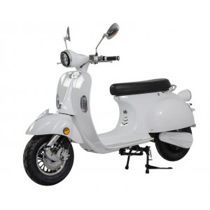 Elmoped - 2000W Vit