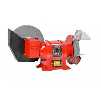Bänkslip för våt- & torrslipning - 250W