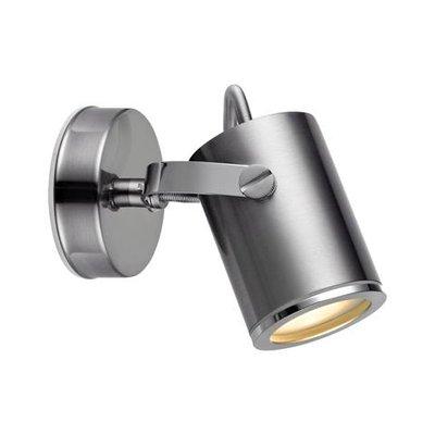 Lindfors Vägglampa - Stål