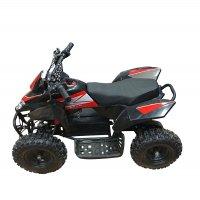 Mini-fyrhjuling - Röd 800W