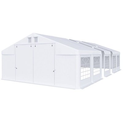 Partytält i PVC - 5 x 66 m
