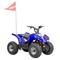 Elektrisk ATV - Kimmy - Blå