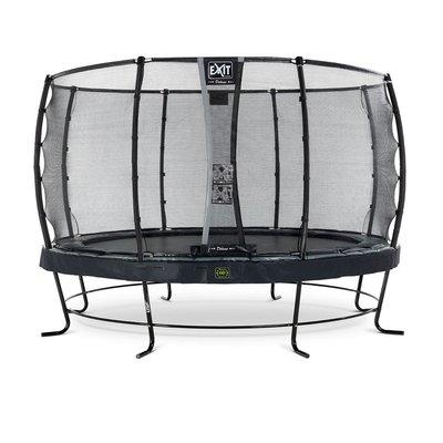 Studsmatta Elegant Premium - 427 cm + Säkerhetsnät Deluxe