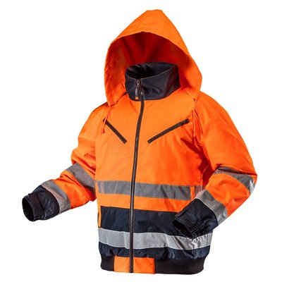 Varseljacka / Arbetsjacka, orange