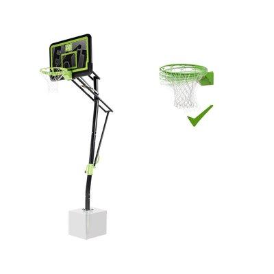 Basketställning Galaxy - Markmonterad - Dunkbar (PP)