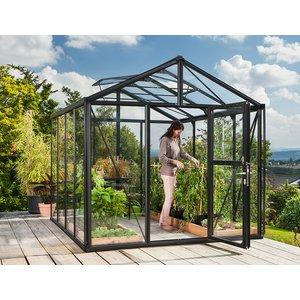 Växthus Zeus 8m² thumbnail