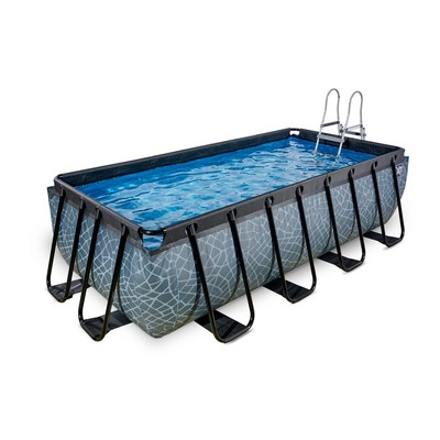 Pool 4x2 m
